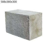 Блок полистиролбетонный Д-500 двойной
