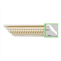 Потолочный полиуретановый карниз Gaudi Decor C1005