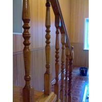 Лестницы из натурального дерева Just Wooden