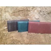 полимерно-песчаный бордюр