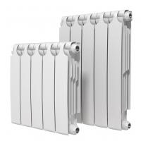 Биметалличесие радиаторы BR1 Теплоприбор BR1-500, BR1-350