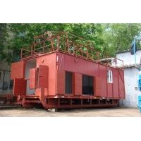 Разборное здание для буровых установок (на санях)