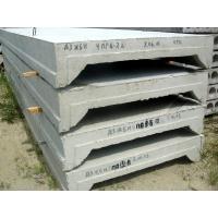 Плиты ребристые Алза по ГОСТ 28042-92, ГОСТ 27215-93