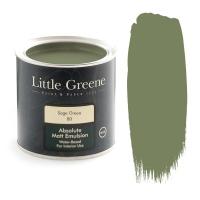 Сотрудничество Английские краски Little Green