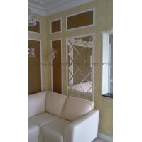 Зеркальные панно, зеркала, зеркальные конструкции