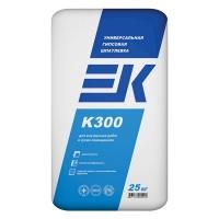 Шпаклевка гипсовая ЕК 300 25кг