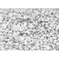 Мраморный щебень фр.10-20 белый