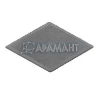 """Брусчатка """"Ромб"""" (190 х 330 х 45), производитель Адамант"""