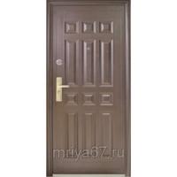 Дверь стальная теплая  ТД-73-2 Китай