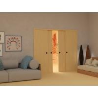 Пеналы для дверей в стене - расширьте пространство своей квартир
