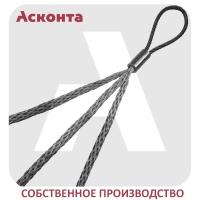 КЧ20/3 Тройной кабельный чулок для 3х кабелей 10-20мм