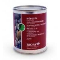 Масло для мебели  из натурального дерева Biofa