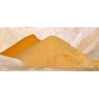 Песок  сеяный строительный