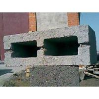 Блоки мелкоштучные шлакобетонные перегородочные ООО Стеновой камень гСтарый Оскол 40х20х12