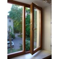 Окна деревянные. Евроокна
