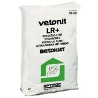 Шпатлевка Ветонит Vetonit LR+