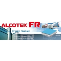 Алюминиевая композитная панель Alcotek FR (Г1) 4мм(0,4мм) Alcotek FR