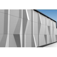 Облицовочные фасадные 3D-панели