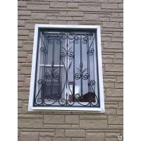 Кованые решетки на окна АртГефест