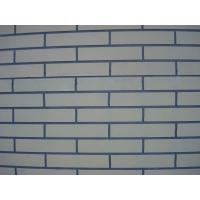 Фактурная фасадная цементно-стружечная плита ЦСП Россия содержит фактурный рисунок под кирпич и по желанию любой другой
