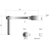 Ключ слива нижнего ж.д цистерн