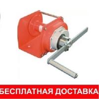 Ледебки ручные барабанные г/п от 0,25 до 5т, L троса до 130м