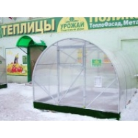 Теплицы Урожай от производителя Урожай ПК Элит Классик