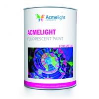 Флуоресцентная краска для металла AcmeLight FluorLight Metal
