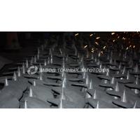 Литые наконечники для винтовых свай 250/108 Завод точных заготовок