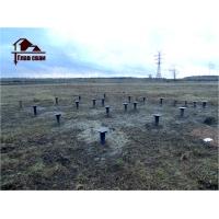Винтовые сваи, Фундамент ГЛАВ-СВАИ СВС-108
