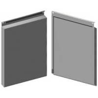Металлические фасадные кассеты