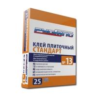 Клей для керамической плитки и керамогранита РусГипс № 13