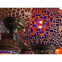 Художественная стеклянная мозаика МИР ВИТРАЖА