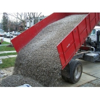 Песок, щебнь, керамзит с доставкой