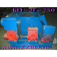 Двухвальный бетоносмеситель ZZBO БП-2Г-750