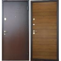 Входные металлические двери СильверДорс Модель Стелс-1