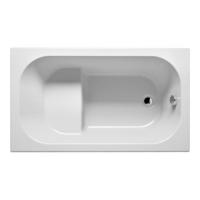Ванна акриловая Riho  Petit 120х70 BZ25