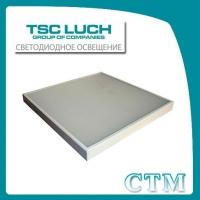 Светодиодный светильник офисный 595x595x40 TSC LUCH DSO1-1 CTM