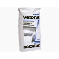 Шпаклевка гипсовая Vetonit КR Fine (25 кг)