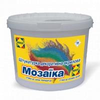 Штукатурка декоративная акриловая ФЕРОЗIТ «Мозаїка» 25кг