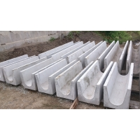 Ливневый бетонный лоток