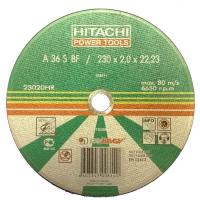 Круги отрезные Hitachi A24