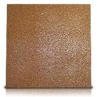 Резиновая плитка 500x500 мм, 16 мм