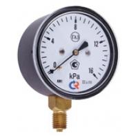 Манометр низкого давления газа Росма КМ-22 (напоромер)