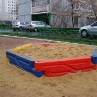 Песок речной Камышловский, песок для песочниц