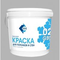 Краска CBS краска для потолков и стен CBS№2