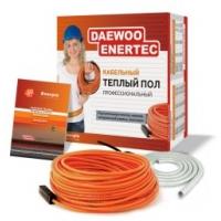 Одножильный кабельный теплый пол DW Enertec Enerpia Cable professional