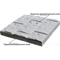 Декоративно-утепляющие облицовочные плиты Полифасад
