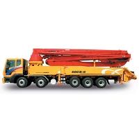 автомобильный бетонный насос SANY SY5650THB-72