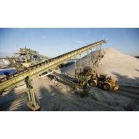 Купить песок (мытый, сеяный, 2-ого класса) с доставкой